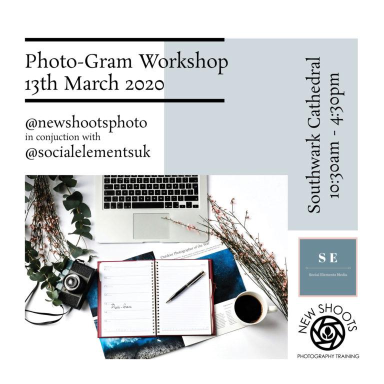 Photogram workshop March 2020